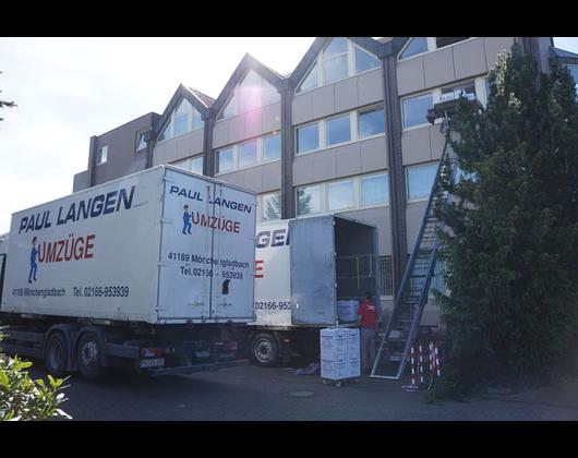 Kundenbild klein 10 Umzüge Langen GmbH & Co. KG