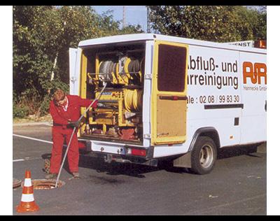 Kundenbild groß 1 Rohrreinigung Hannecke GmbH