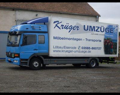 Kundenbild klein 10 Krüger Umzüge