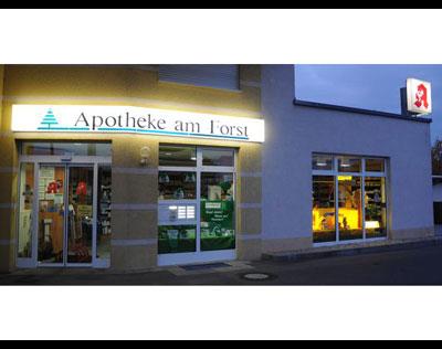 Kundenbild klein 2 Apotheke am Forst