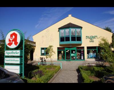 Kundenbild groß 1 St.-Sebastian-Apotheke, Gert Müller-Gottschlik e.Kfm.