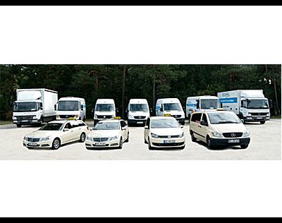 Kundenbild klein 1 City-Taxi & Transport Hoyerswerda