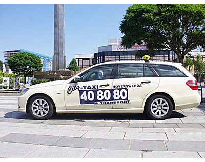Kundenbild klein 2 City-Taxi & Transport Hoyerswerda