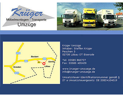 Kundenbild klein 2 Krüger Umzüge
