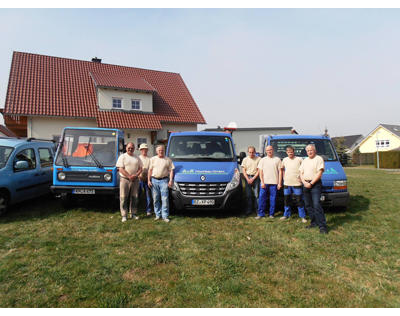 Kundenbild groß 1 A & K Hochbau GmbH