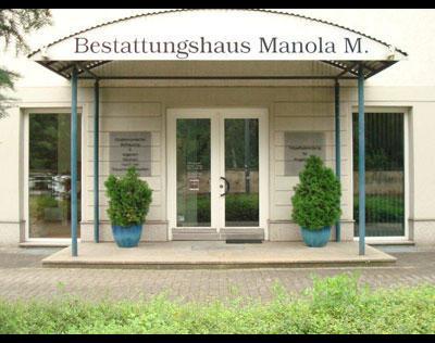 Kundenbild klein 2 Bestattungshaus Manola M.