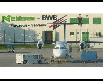 Kundenbild klein 3 Nehlsen-BWB Flugzeug-Galvanik Dresden GmbH & Co. KG