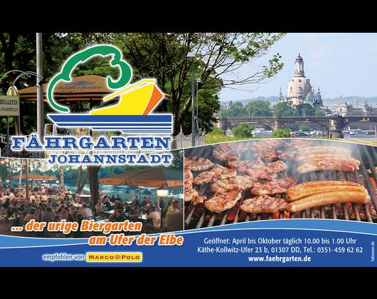 Kundenbild klein 7 Firmenfeier Fährgarten Johannstadt