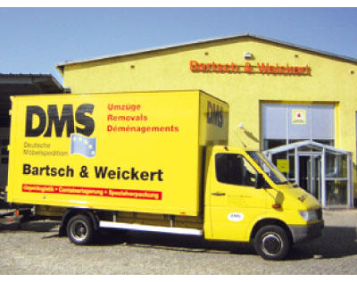 Kundenbild groß 1 Bartsch & Weickert GmbH + Co. KG
