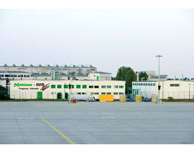 Kundenbild klein 2 Nehlsen-BWB Flugzeug-Galvanik Dresden GmbH & Co. KG