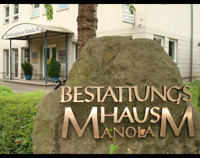 Kundenbild klein 1 Bestattungshaus Manola M.