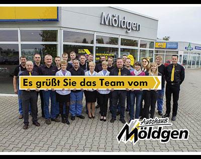 Kundenbild klein 4 Autohaus Möldgen GmbH & Co. KG