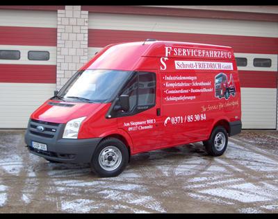 Kundenbild klein 6 Schrott-Friedrich GmbH