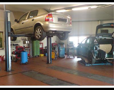 Kundenbild klein 8 K & S Automobile Keller + Keller GbR