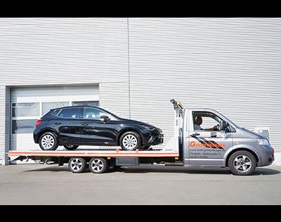 Kundenbild klein 10 Autohaus Gerstenberger GmbH