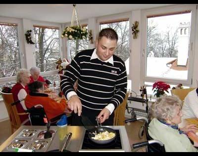 Kundenbild klein 6 Seniorenresidenz Am Küchwald