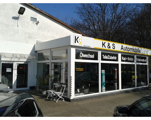 Kundenbild klein 4 K & S Automobile Keller + Keller GbR