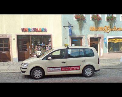 Kundenbild groß 1 Altmann Taxi