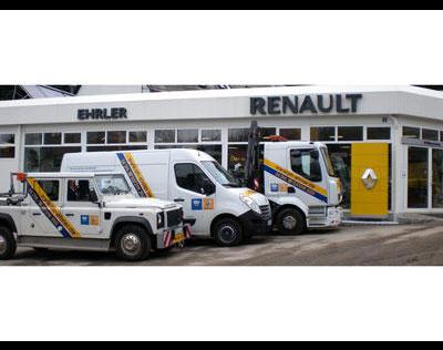 Kundenbild klein 2 Autohaus Ehrler GmbH