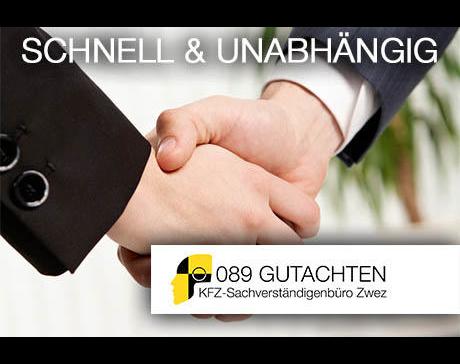 Kundenbild klein 4 089 Gutachten Kfz-Sachverständigenbüro Zwez