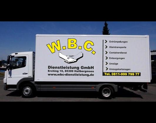 Kundenbild groß 1 W.B.C. Dienstleistung GmbH