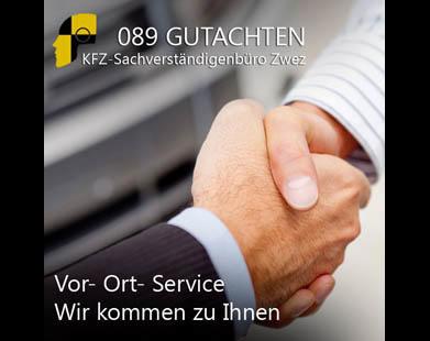 Kundenbild klein 12 089 Gutachten Kfz-Sachverständigenbüro Zwez