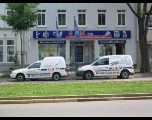 Kundenbild groß 1 G & M Sicherheitstechnik
