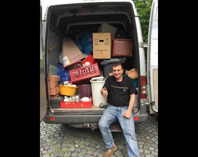 Kundenbild klein 4 GM-Transporte München Mößlacher Entrümpelungsdienst