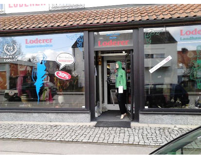 Kundenbild groß 1 Loderer Bekleidungshaus