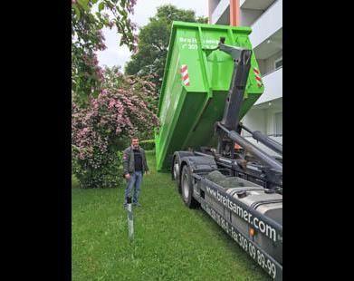 Kundenbild klein 3 GM-Transporte München Mößlacher Entrümpelungsdienst
