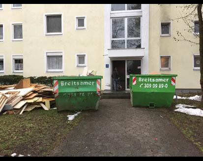 Kundenbild klein 2 GM-Transporte München Mößlacher Entrümpelungsdienst