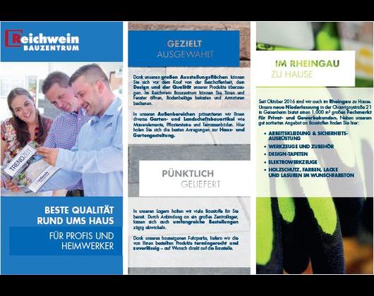 Kundenbild klein 6 Reichwein Bauzentrum Zentrale Wiesbaden