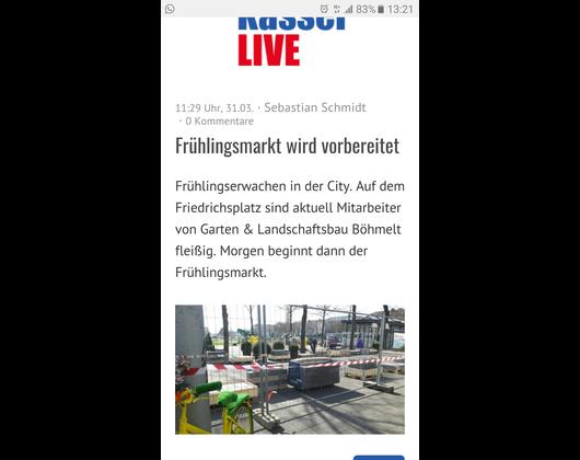 Kundenbild klein 8 Böhmelt GmbH Gartenbau