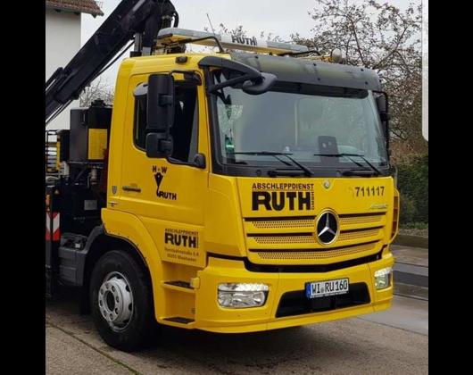 Kundenbild groß 1 Ruth GmbH Abschleppdienst