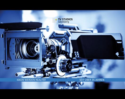 Kundenbild klein 5 TV Studios Leonberg GmbH Audiovisuelle Medienproduktion