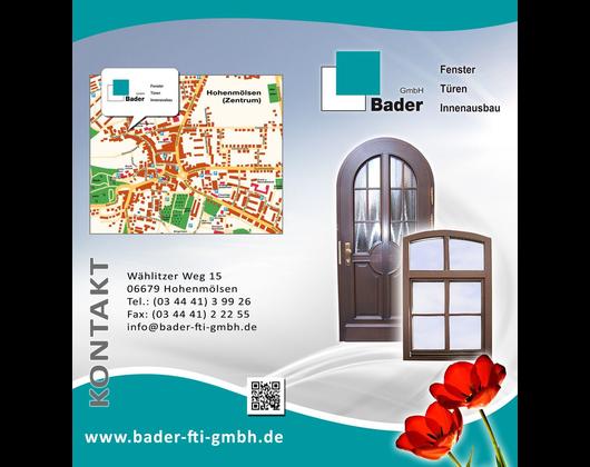 Kundenbild klein 2 A. Bader FTI GmbH