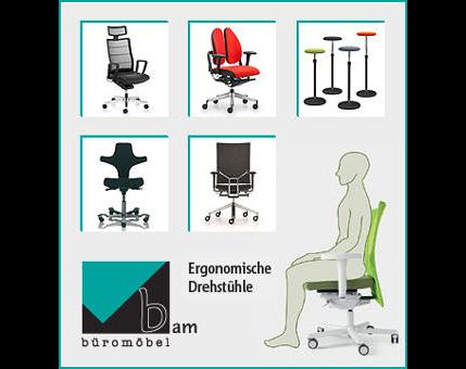 Kundenbild klein 9 bam büromöbel Handels GmbH
