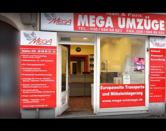 Kundenbild klein 5 MEGA Umzüge e.K.
