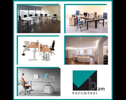 Kundenbild klein 3 bam büromöbel Handels GmbH
