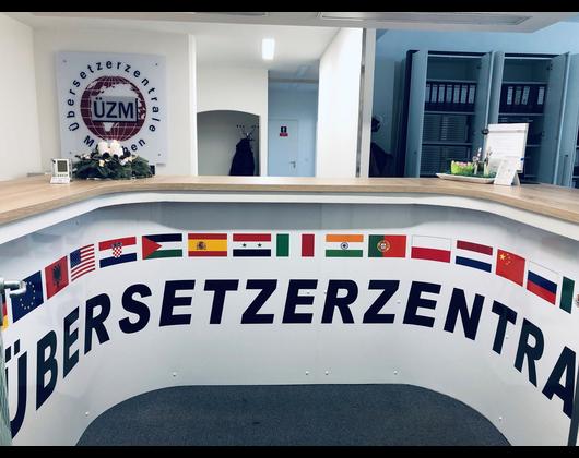 Kundenbild klein 3 Agentur für alle Dolmeschter- u. Übersetzungsdienste Übersetzerzentrale München