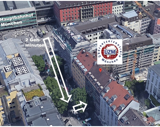 Kundenbild klein 4 Agentur für alle Dolmetscher- u. Übersetzungsdienste Übersetzerzentrale München