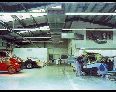 Kundenbild klein 4 Autolackiererei & Karosseriearbeiten Uwe Hahn