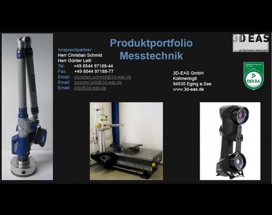 Kundenbild groß 1 3D-EAS GmbH