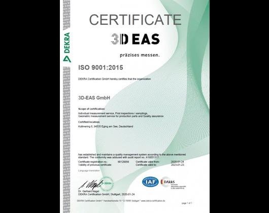 Kundenbild klein 2 3D-EAS GmbH