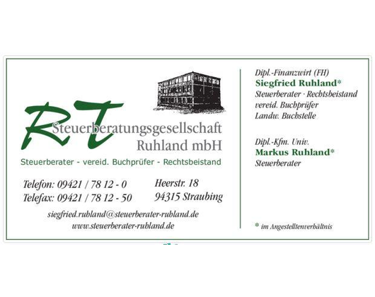 Frau Ruhland