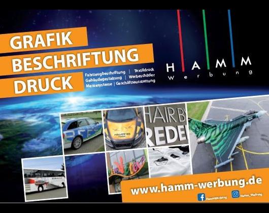 Hamm Werbung Gmbh Co Kg In Neuburg In Das örtliche
