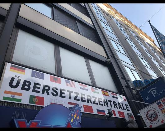 Kundenbild klein 7 Agentur für alle Dolmeschter- u. Übersetzungsdienste Übersetzerzentrale München