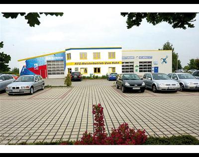 Kundenbild klein 1 Autolackiererei & Karosseriearbeiten Uwe Hahn