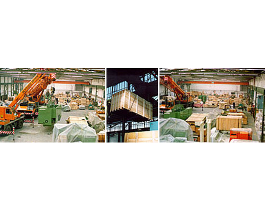 Kundenbild klein 4 WESSIG Spedition + Industrieverpackungen GmbH