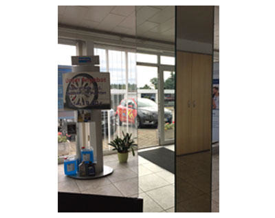 Kundenbild klein 4 Automarkt Pleißa FAP GmbH, Ford-Vertragshändler Ford-Vertragshändler